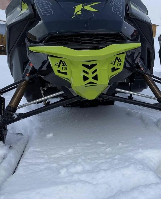 Ski-Doo G4 pare-chocs avant Backcountry