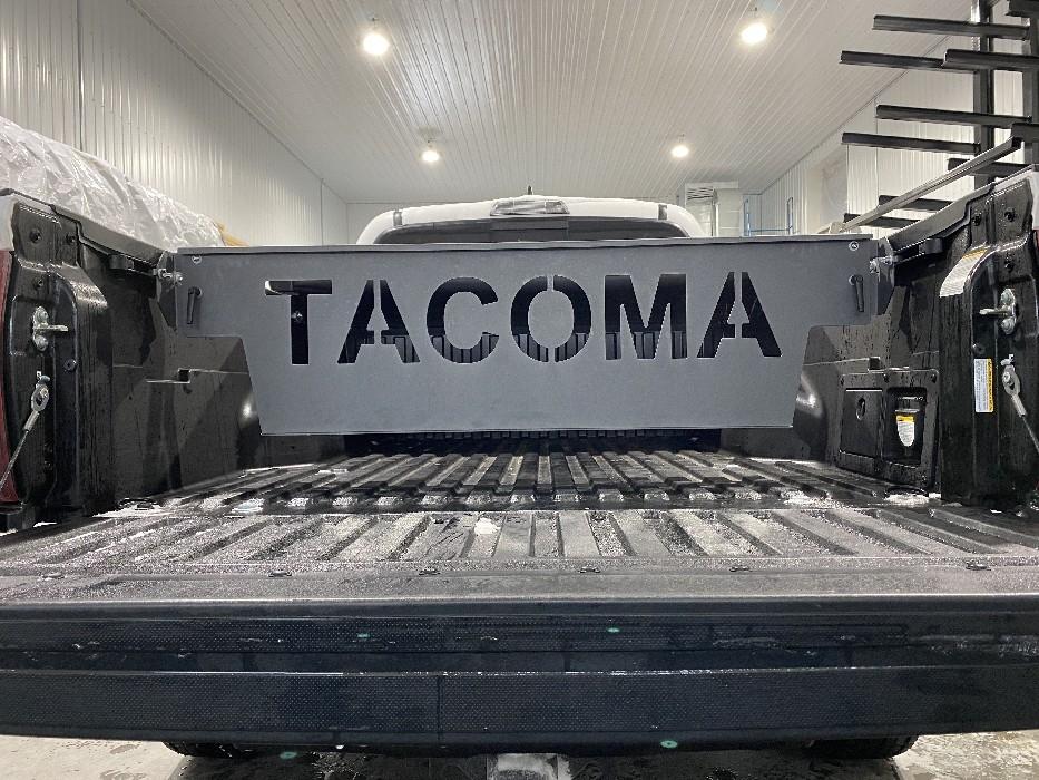 Séparateur de caisse ajustable Toyota Tacoma 2016 ET PLUS