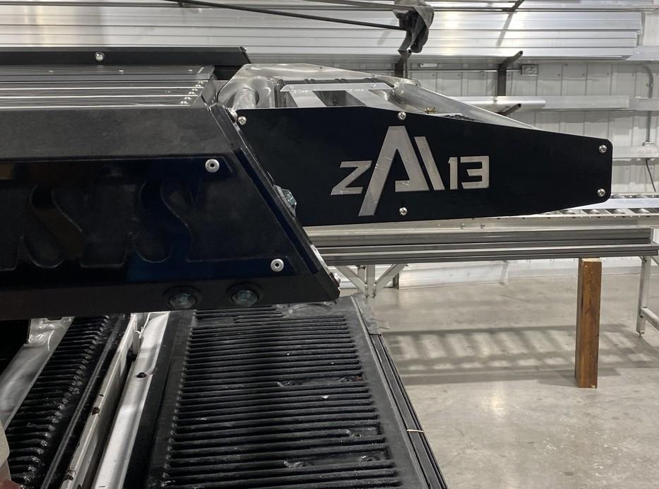 Extension Arrière SLED DECK ZA 13  - 7 PIEDS